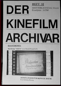 Kinefilmarchivar